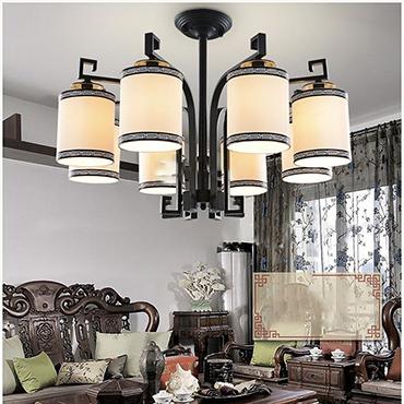 Ngất ngây với những mẫu đèn trang trí phòng khách sang trọng