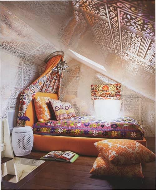 Tìm hiểu phong cách thiết kế nội thất Boho mới lạ