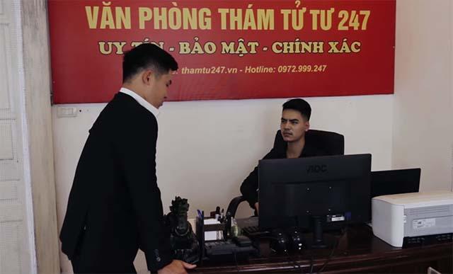 Thám tử 247 là một trong số ít các công ty thám tử tại Hà Nội được cấp phép hoạt động