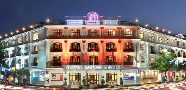 công ty thiết kế khách sạn đẹp