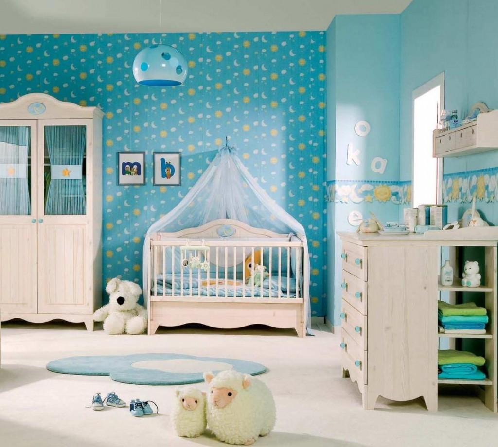 Những điều nên tránh khi trang trí phòng cho bé trai sơ sinh