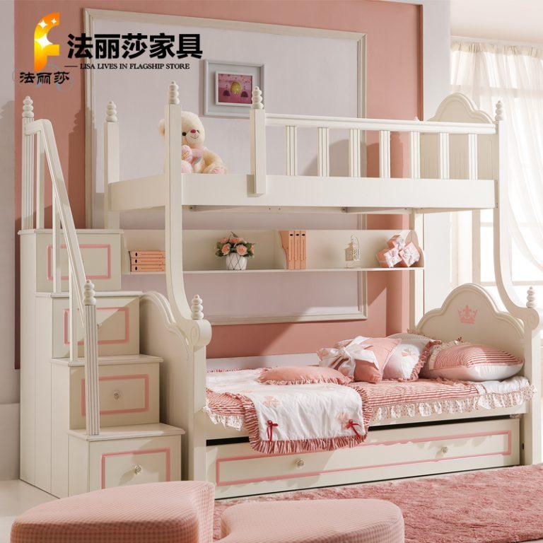 Giường ngủ công chúa Hoàng Gia