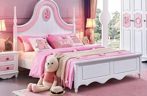 Vì sao mẫu giường ngủ công chúa có giá đắt?