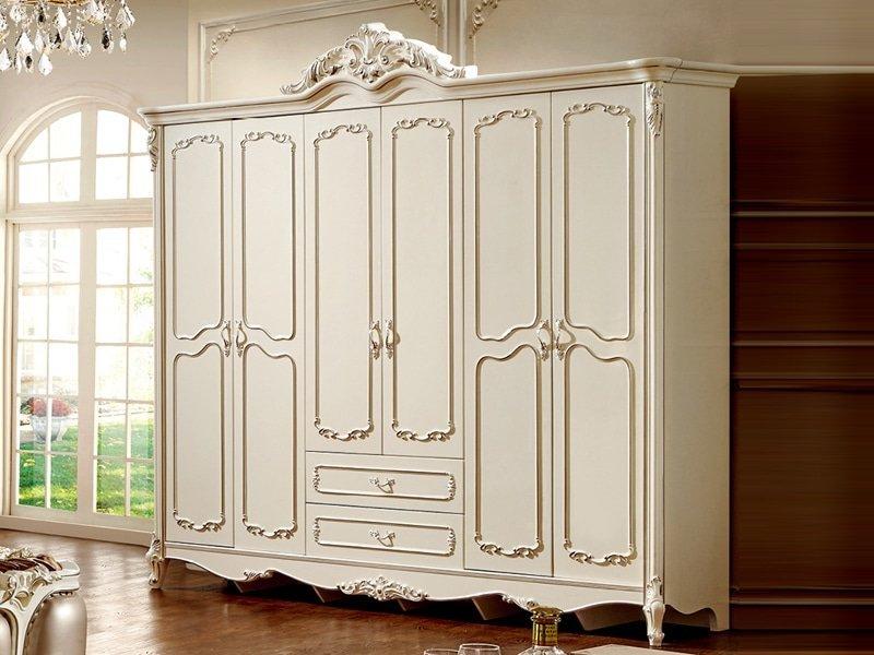 Nhận biết tủ quần áo phong cách cổ điển qua yếu tố thiết kế