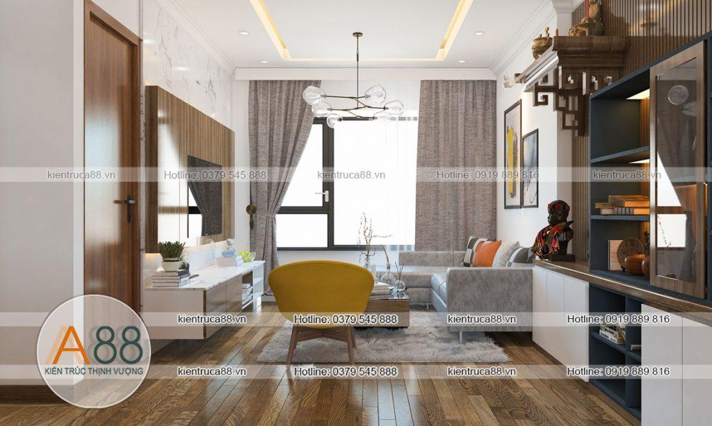 Thiết kế nội thất cần lưu ý gì