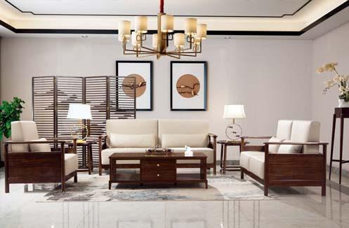 TOP 3 mẫu sofa gỗ sồi hiện đại được nhiều người yêu thích