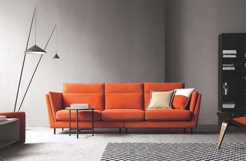Bàn ghế sofa phòng khách chung cư nhỏ gọn