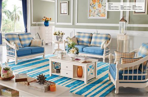 Mẫu ghế sofa gỗ đẹp nhập khẩu