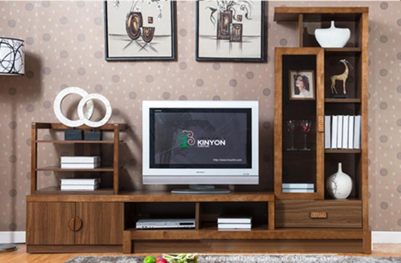 Vai trò của kệ tivi trong thiết kế nội thất