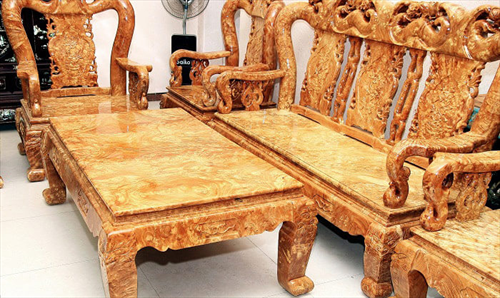 Bàn ghế gỗ nghiến có tốt không?