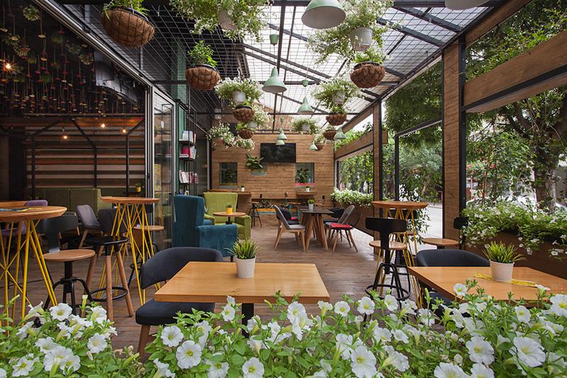 Lựa chọn phong cách thiết kế quán cafe
